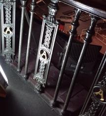 Wrought-Iron-Ballustrade-Panels-and-Spindles-Royal-Albert-Hall-London